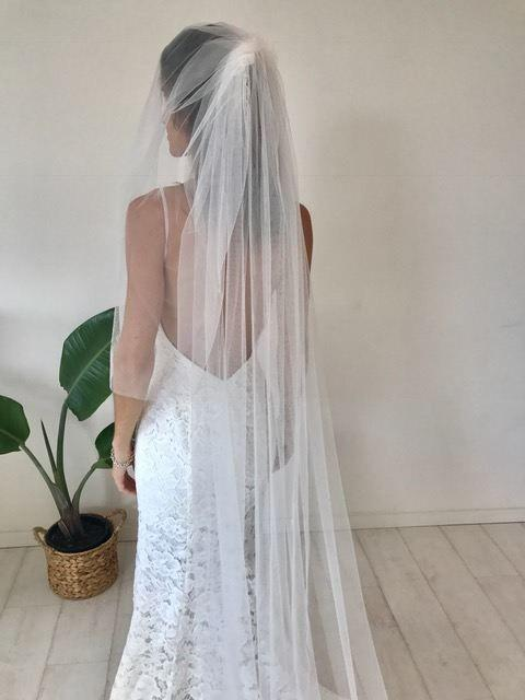 Emmy Veil (2 layer cathedral veil)